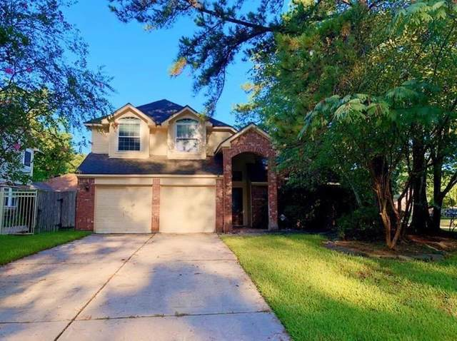 5451 Fern Park Drive, Humble, TX 77339 (MLS #52235933) :: The SOLD by George Team