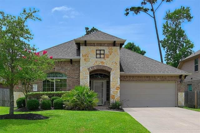1006 Forest Haven Court, Conroe, TX 77384 (MLS #52281500) :: Giorgi Real Estate Group