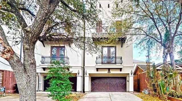 320 W Pierce Street, Houston, TX 77019 (MLS #52338257) :: Green Residential