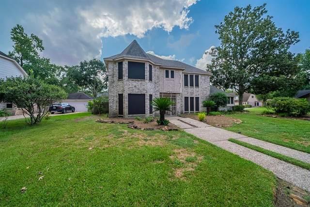 7506 Pine Green Lane, Humble, TX 77346 (MLS #52493705) :: Texas Home Shop Realty