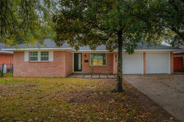 5615 W 43rd Street, Houston, TX 77092 (MLS #52506447) :: Texas Home Shop Realty