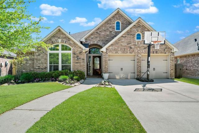 1410 Eden Meadows Drive, Spring, TX 77386 (MLS #52871926) :: The SOLD by George Team