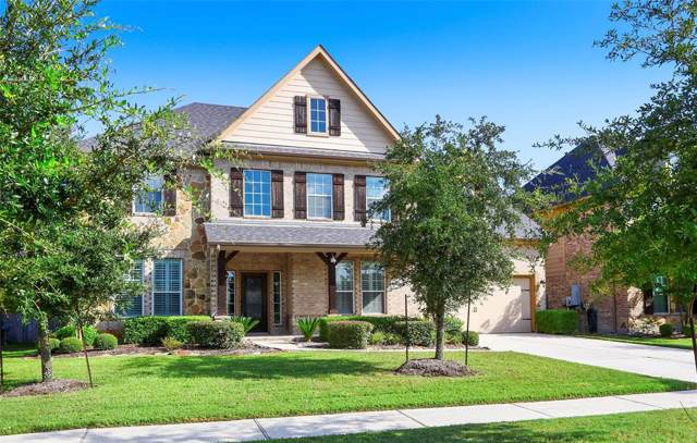 8153 Tranquil Lake Way, Conroe, TX 77385 (MLS #53015228) :: The Home Branch
