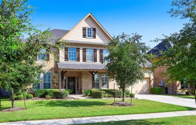 8153 Tranquil Lake Way, Conroe, TX 77385 (MLS #53015228) :: Giorgi Real Estate Group