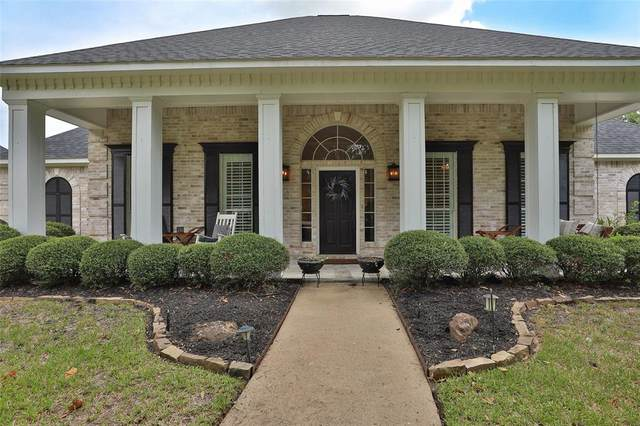 2027 E Deerwood Drive, Richmond, TX 77406 (MLS #53089760) :: The Andrea Curran Team powered by Compass