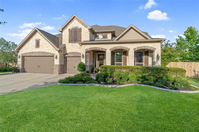 1805 Graystone Hills Court, Conroe, TX 77304 (MLS #53206146) :: The Home Branch