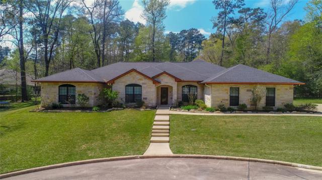 106 Drexal Drive, Huntsville, TX 77340 (MLS #53221119) :: Texas Home Shop Realty