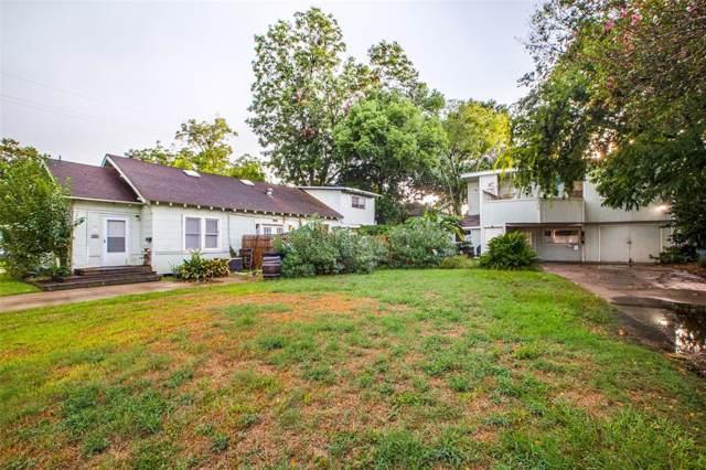 601 Cordell Street, Houston, TX 77009 (MLS #53288789) :: Giorgi Real Estate Group