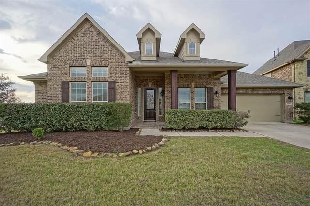 2206 Golden Bay Lane, Rosenberg, TX 77469 (MLS #53348242) :: Ellison Real Estate Team