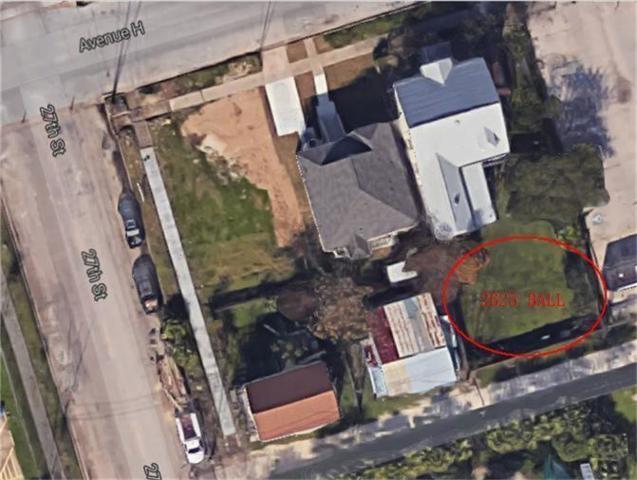 2625 Ball Street, Galveston, TX 77550 (MLS #53387909) :: Giorgi Real Estate Group