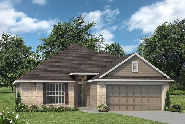 12037 Summertime Drive, Willis, TX 77318 (MLS #53674643) :: The Bly Team