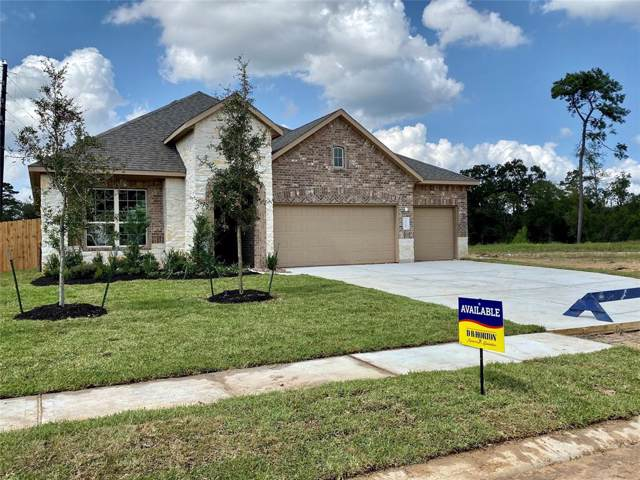 25703 Pinyon Hill Trail, Tomball, TX 77375 (MLS #53708181) :: Giorgi Real Estate Group