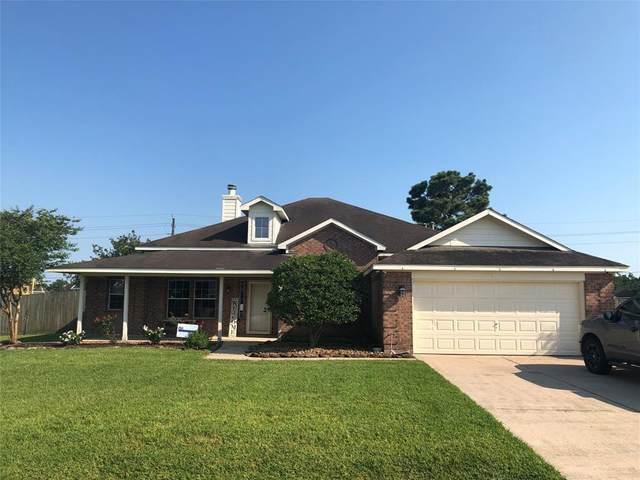 1814 Caroline Avenue, Baytown, TX 77523 (MLS #53861214) :: The Sansone Group