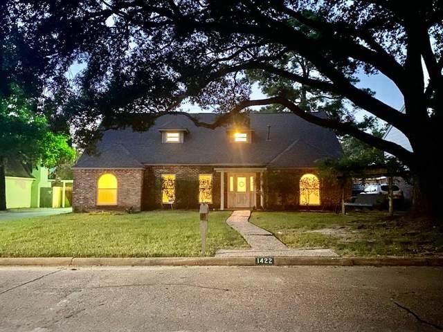 1422 S Tucumcari Drive W, Houston, TX 77090 (MLS #53964361) :: Texas Home Shop Realty