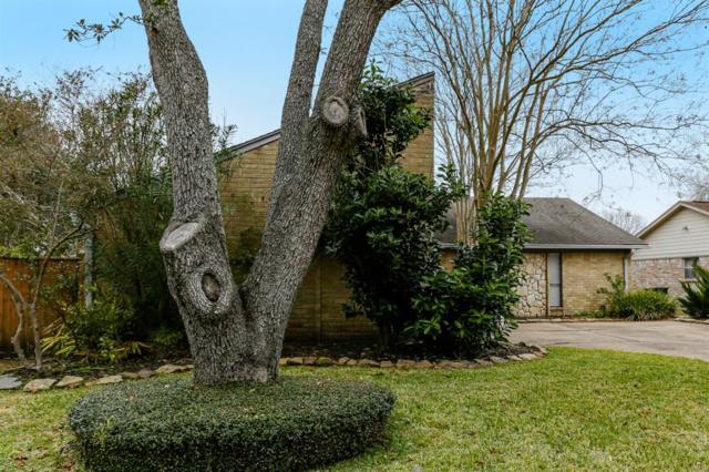 14110 Greenway Drive, Sugar Land, TX 77498 (MLS #53982072) :: Giorgi Real Estate Group