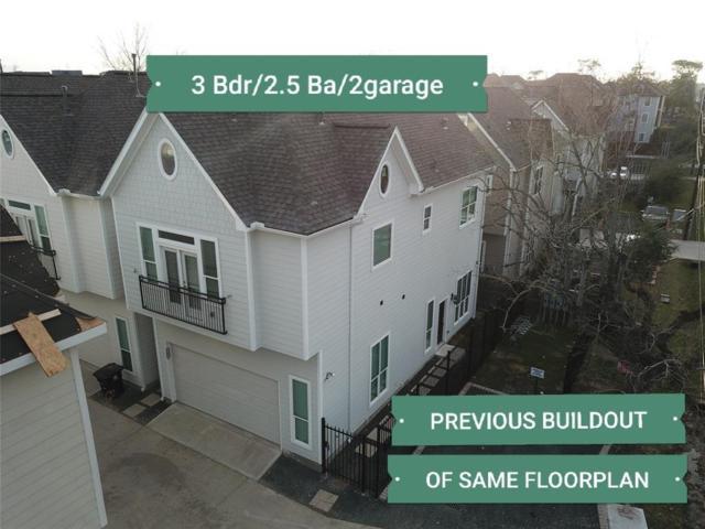 1805 Napacreek Lane, Houston, TX 77008 (MLS #54049740) :: Texas Home Shop Realty