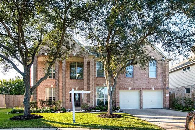 728 Almond Pointe, League City, TX 77573 (MLS #54056480) :: The Home Branch