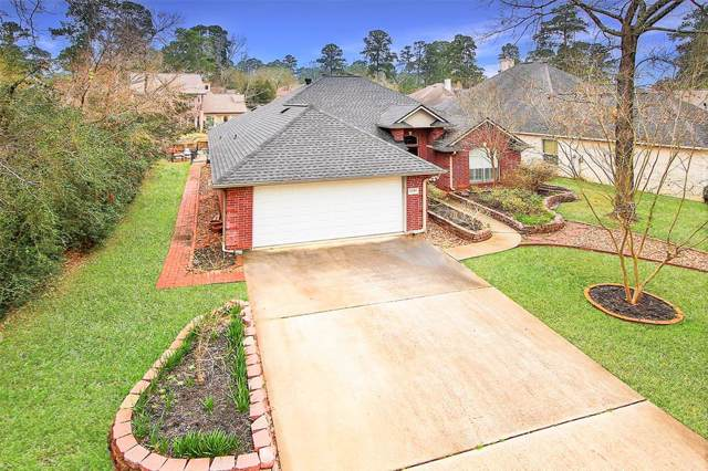 12311 Browning Drive, Montgomery, TX 77356 (MLS #54141328) :: The Home Branch