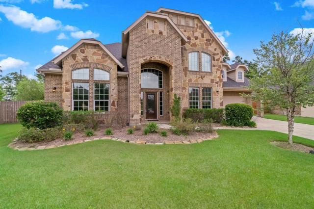 8345 Greenleaf Ridge Way, Conroe, TX 77385 (MLS #54149086) :: Giorgi Real Estate Group