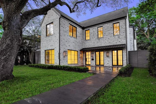 2233 Stanmore Drive, Houston, TX 77019 (MLS #54181420) :: Texas Home Shop Realty