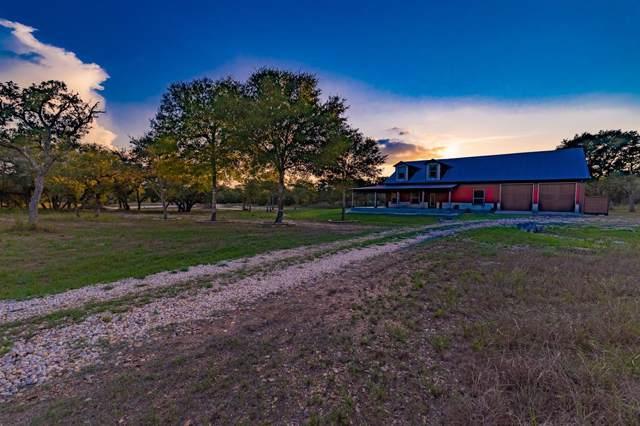 2070 Oakridge Rd, Weimar, TX 78962 (MLS #54412962) :: The Sold By Valdez Team