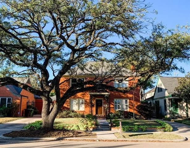 1950 Lexington Street, Houston, TX 77098 (MLS #54447651) :: The Property Guys