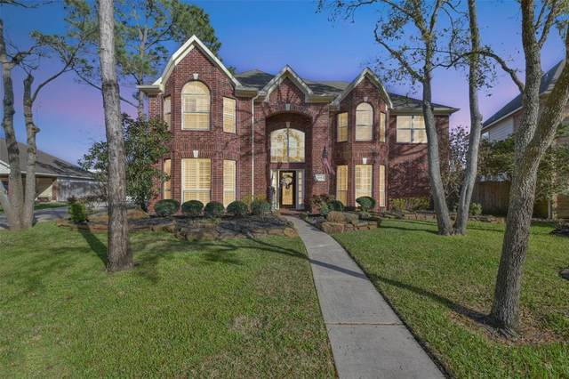 16310 Rolling View Trail, Cypress, TX 77433 (MLS #54498311) :: The Sansone Group