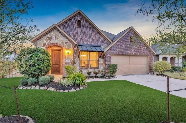 17810 Bella Ava Drive, Tomball, TX 77377 (MLS #54533405) :: Green Residential