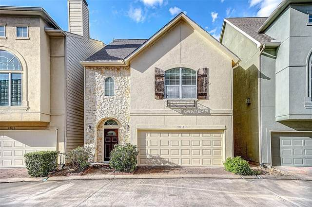 2614 Edgefield Lakes Drive, Houston, TX 77054 (MLS #54728349) :: Connect Realty