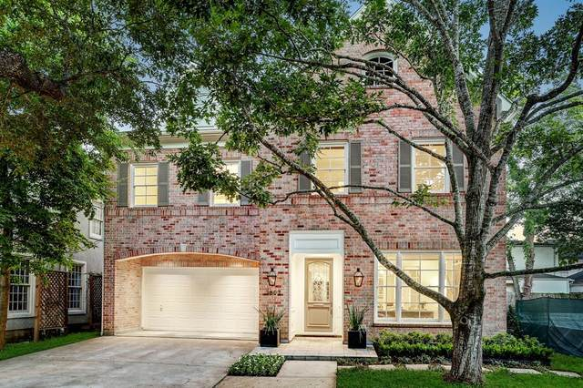 3807 Marquette Street, West University Place, TX 77005 (MLS #548501) :: The SOLD by George Team