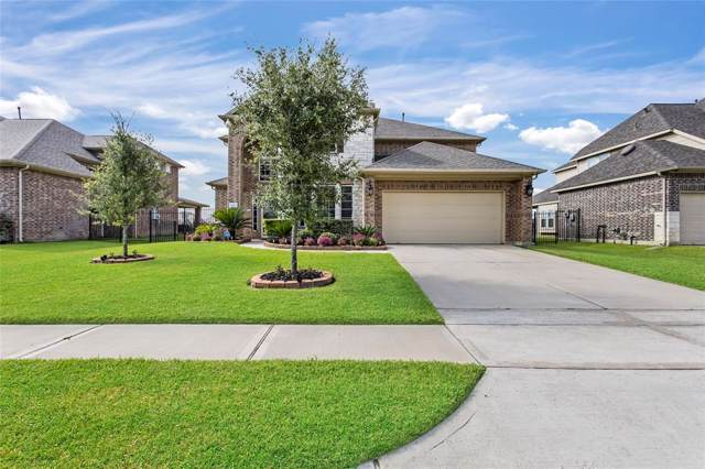 31823 Cary Douglas Drive, Hockley, TX 77447 (MLS #54850936) :: The Bly Team