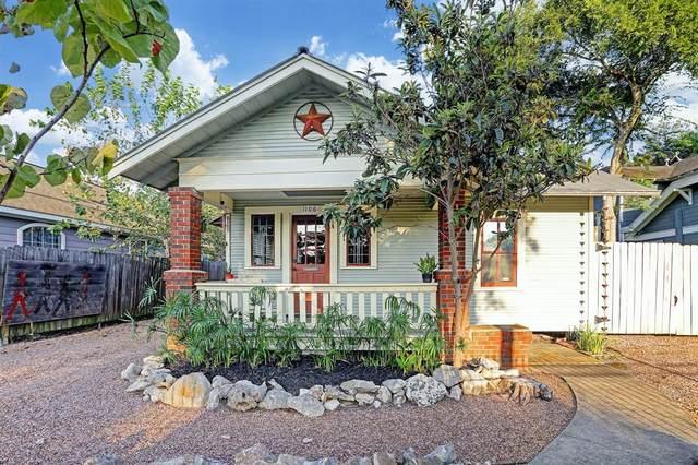 1106 Walton Street, Houston, TX 77009 (MLS #54902743) :: The Property Guys