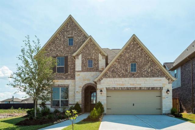 4407 Million Bells Way, Richmond, TX 77406 (MLS #54918729) :: Giorgi Real Estate Group