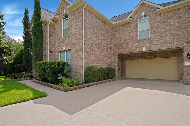 7407 Fosters Bend Lane, Richmond, TX 77407 (MLS #54928454) :: The SOLD by George Team
