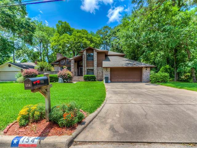 154 Mockingbird Lane, Livingston, TX 77351 (MLS #54983514) :: Ellison Real Estate Team