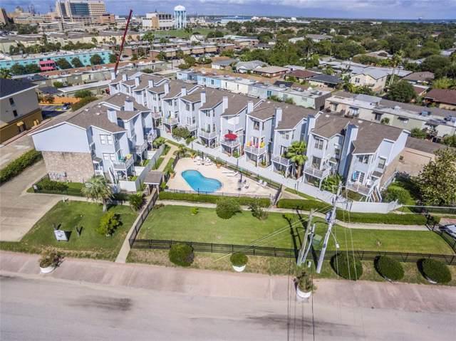 206 Seawall Boulevard #206, Galveston, TX 77550 (MLS #55056925) :: Ellison Real Estate Team