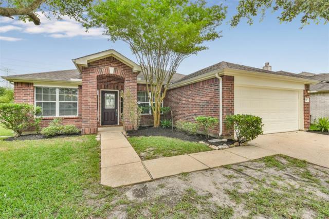 2107 Enchanted Park Lane, Katy, TX 77450 (MLS #55063525) :: Texas Home Shop Realty