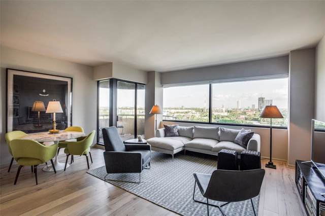 5000 Montrose Boulevard 11A, Houston, TX 77006 (MLS #55102894) :: Green Residential