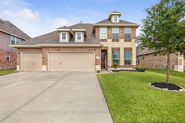 8322 Quiet Bay Drive, Baytown, TX 77523 (MLS #55114591) :: The SOLD by George Team