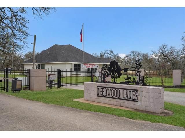 26744 E Callie Drive Drive E, Hempstead, TX 77445 (MLS #55281775) :: The Queen Team