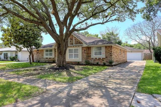 1118 Montour Drive, Houston, TX 77062 (MLS #55423927) :: The Freund Group
