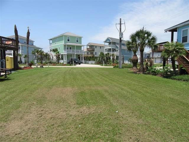 Lot 5 Blk 6 Bay Point, Galveston, TX 77554 (MLS #55543470) :: Keller Williams Realty