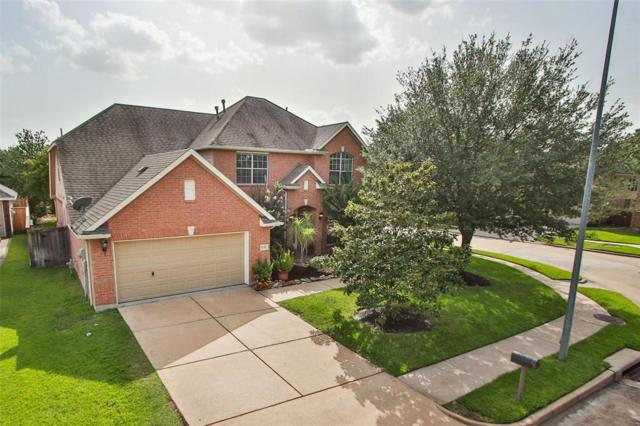 10411 Sterling Manor Drive, Spring, TX 77379 (MLS #55549958) :: Grayson-Patton Team