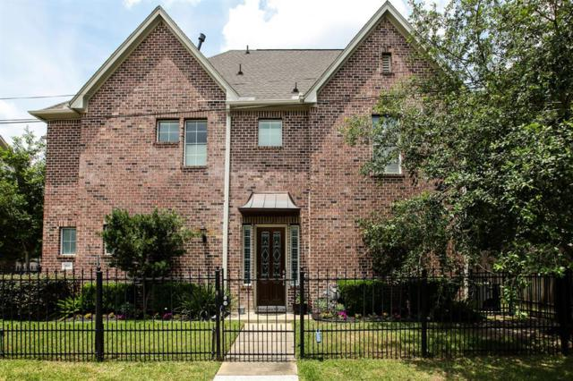 4021 Alba Road, Houston, TX 77018 (MLS #55573934) :: The SOLD by George Team