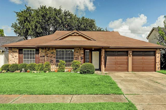 10806 Mesquite Drive, La Porte, TX 77571 (MLS #55711488) :: The SOLD by George Team