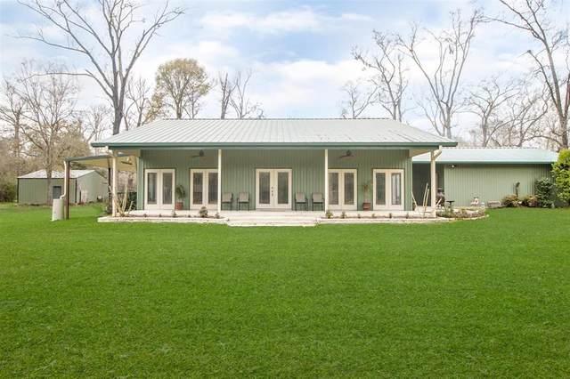 451 W Main Drive, Shepherd, TX 77371 (MLS #55715268) :: Michele Harmon Team