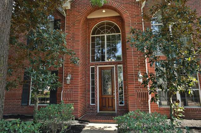 9511 Woodcliff Lake Drive, Spring, TX 77379 (MLS #55787143) :: The Home Branch