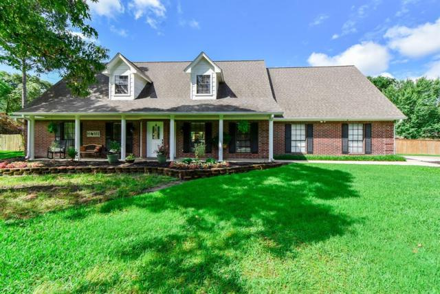 14626 Timbergreen Drive, Magnolia, TX 77355 (MLS #55852990) :: The SOLD by George Team