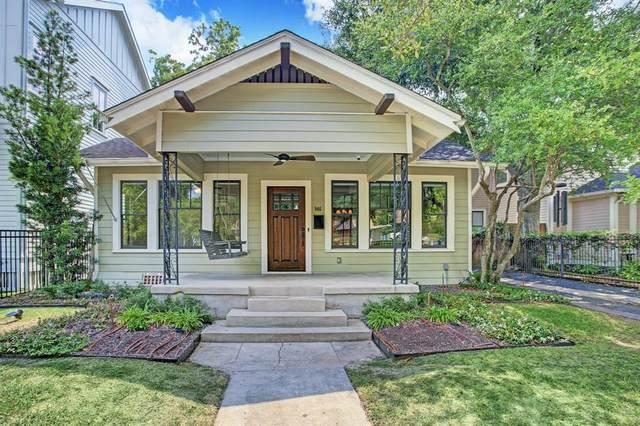 946 Merrill Street, Houston, TX 77009 (MLS #55872370) :: The Property Guys