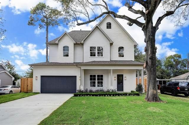 4307 Apollo Street, Houston, TX 77018 (MLS #56265175) :: Lerner Realty Solutions